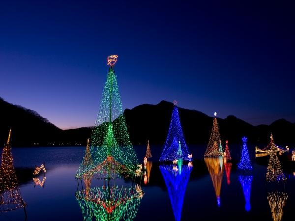 ☆榛名湖イルミネーションフェスタ2013☆12/6~12/25