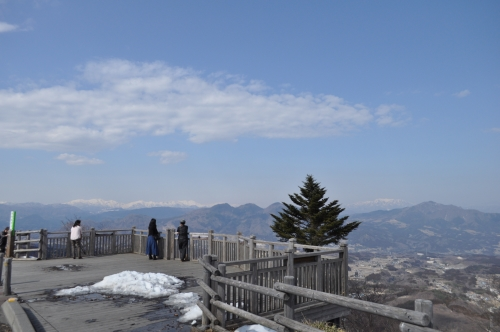 恒例「初春の伊香保~榛名ドライブ」