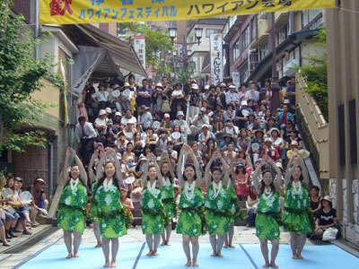 第19回伊香保ハワイアンフェスティバル 2015 8/4(日)~8/7(金)